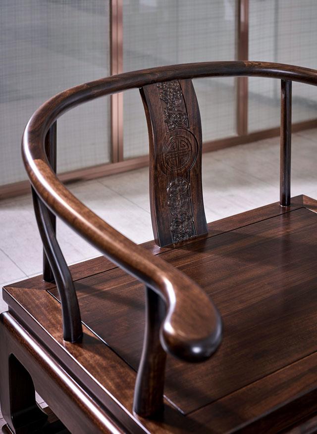 新中式家具设计应当是一种时代本身的自然产物
